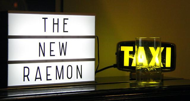 THE NEW RAEMON EN THE NEW BELMONDO - 06.04.16