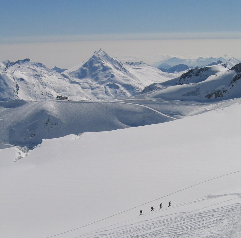 Alphubel Walliser Alpen / Alpes valaisannes Switzerland photo 17