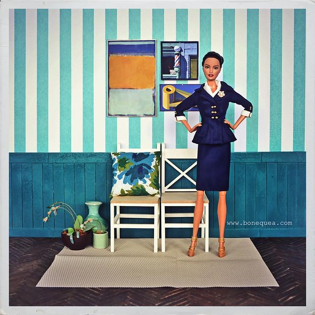 Diorama con zócalo nuevo. Tutorial en www.bonequea.com