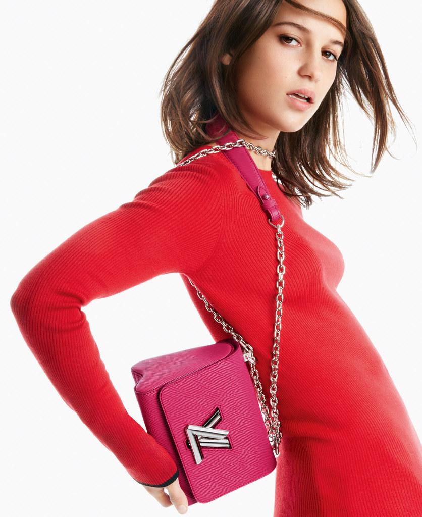 Алисия Викандер — Фотосессия для «Louis Vuitton» 2016 – 4