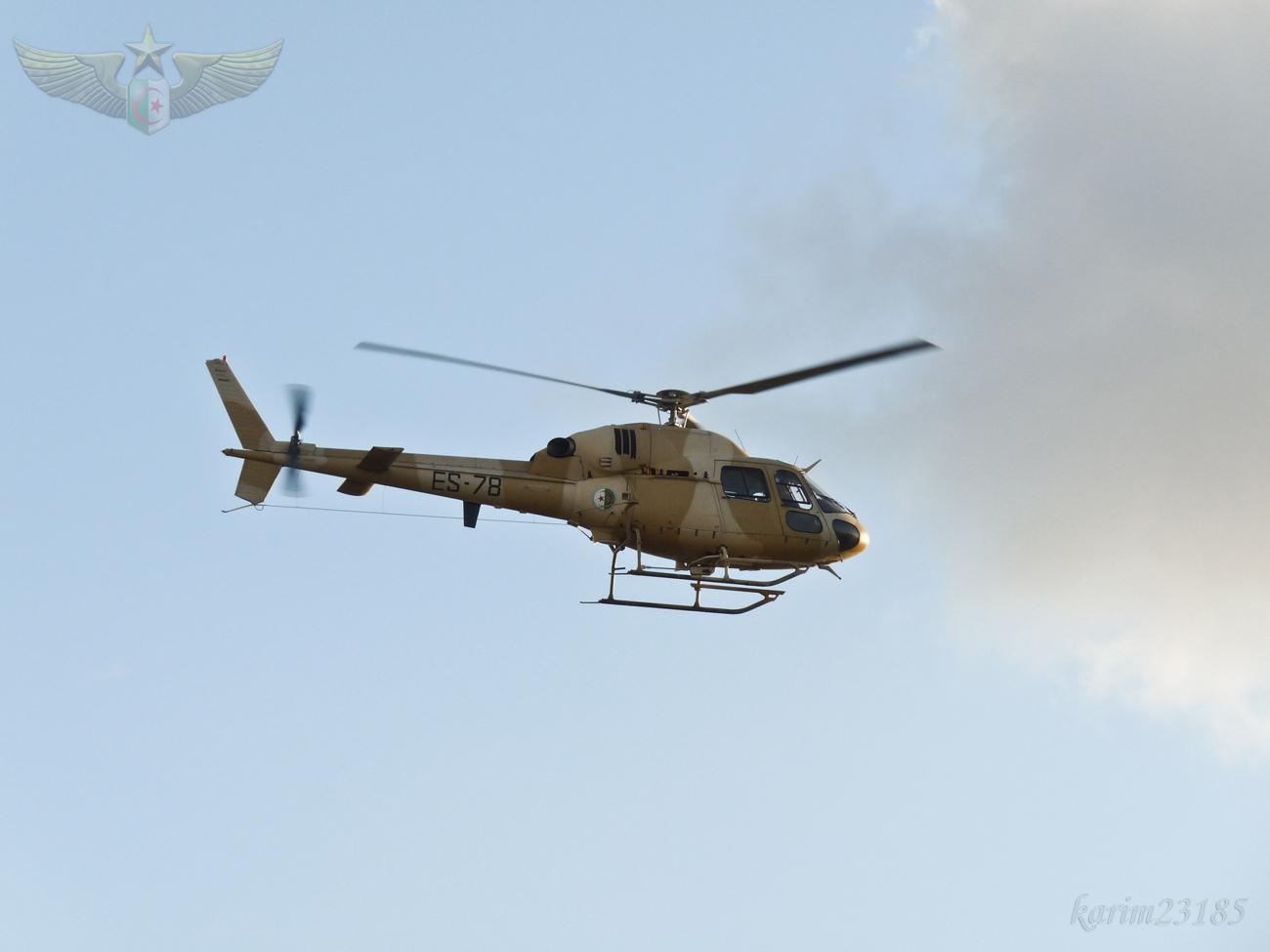 صور مروحيات القوات الجوية الجزائرية Ecureuil/Fennec ] AS-355N2 / AS-555N ] - صفحة 2 25986033702_8270562f50_o