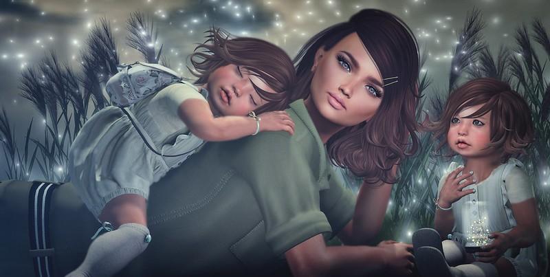 Amelie et les petites: Nap