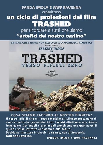 """Proiezione del film """"Trashed – verso rifiuti zero"""", Venerdì 1 Aprile al cinema moderno"""