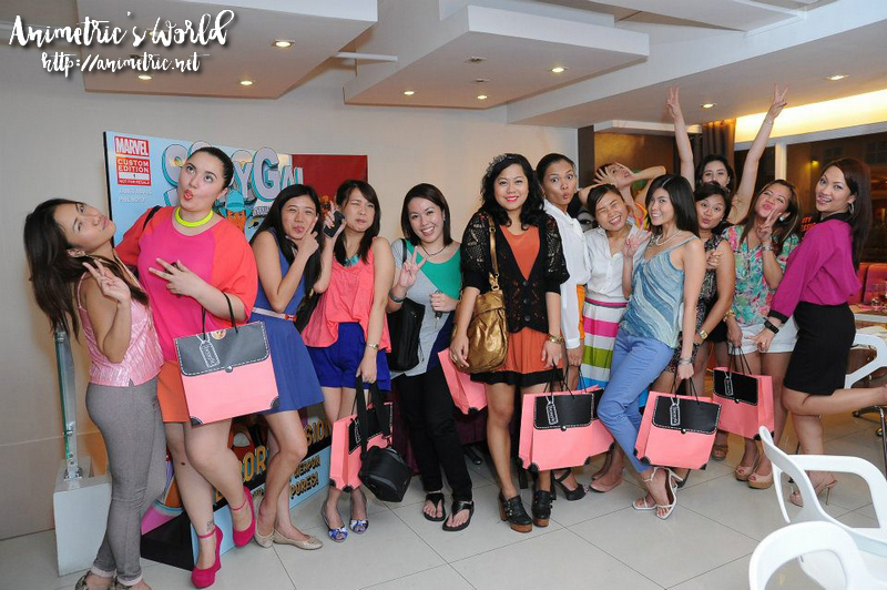 Benefit Beauty Bloggers Party