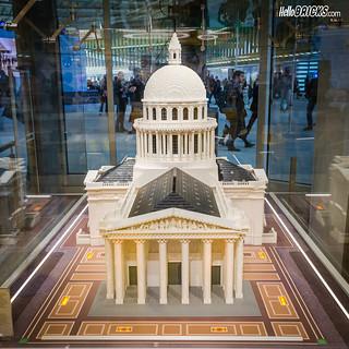 Inauguration LEGO Store Paris Forum des Halles
