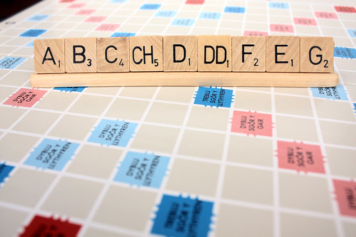 Welsh scrabble