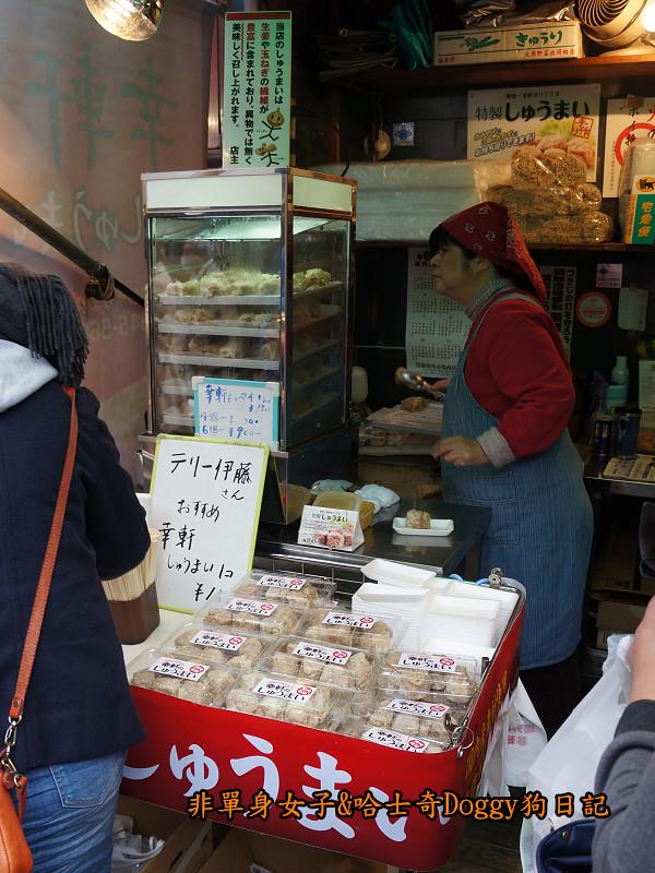 日本築地市場海膽蓋飯34