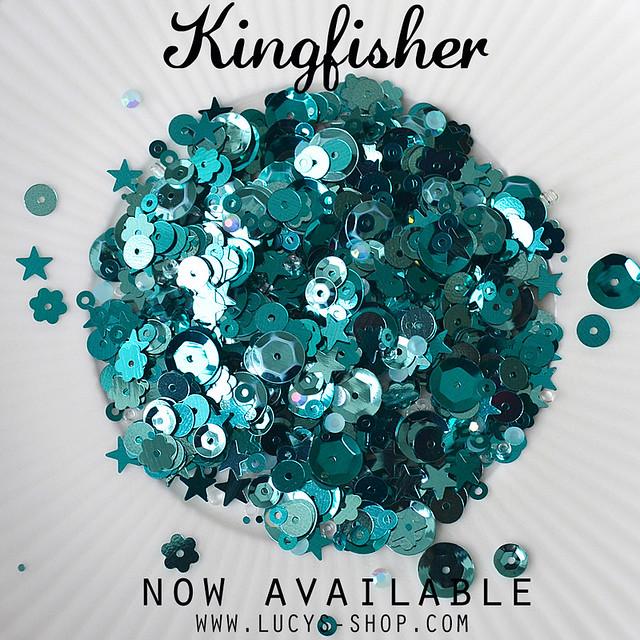 Kingfisher Ann