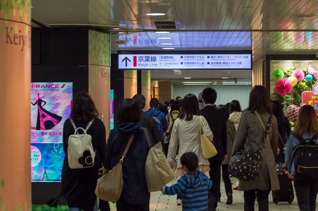 20160410東京ディズニーリゾート