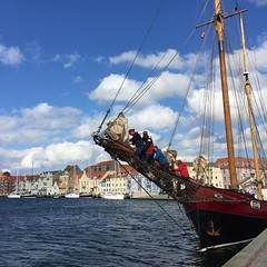 Down by the harbour of #sønderborg