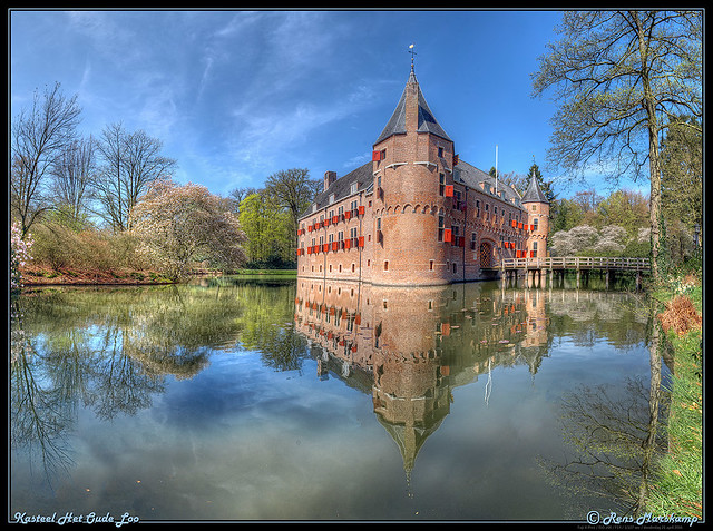 Castle The Old Loo, Netherlands