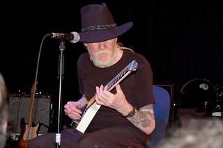 Johnny Winter Ingolstadt 2007