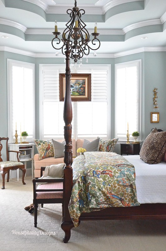 Master Bedroom - Housepitality Designs