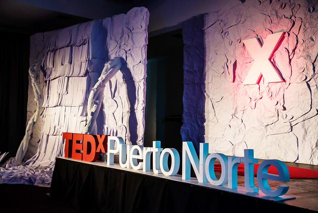 Instalacion para TEDx