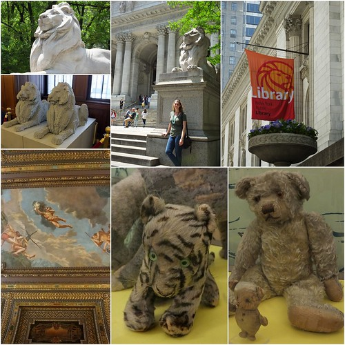nypl collage