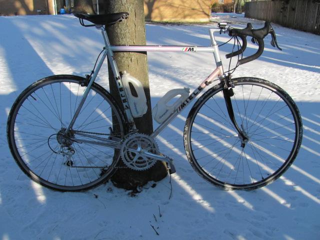 CALIFORNIA SPRINGS Clear Bio-Green Water Bottle Bike Bicycle 22oz NEW!
