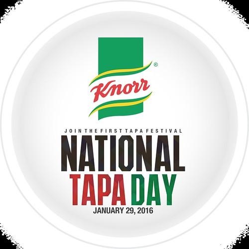 Knorr National Tapa Day Logo