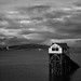 old Mumbles lifeboat station by rich lewis