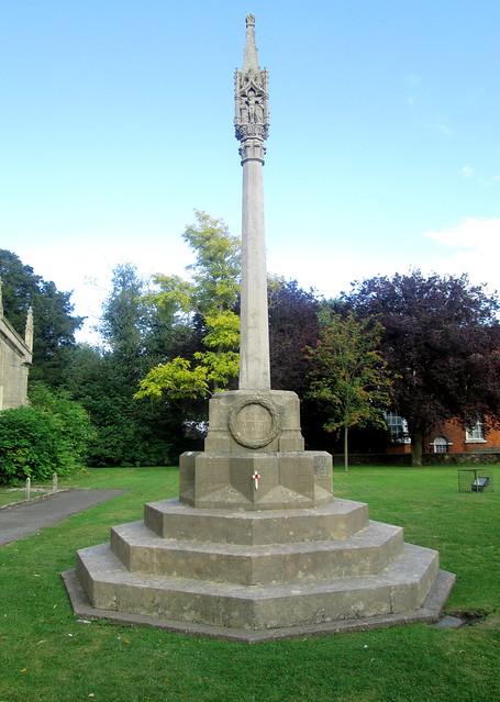 Oakham War Memorial