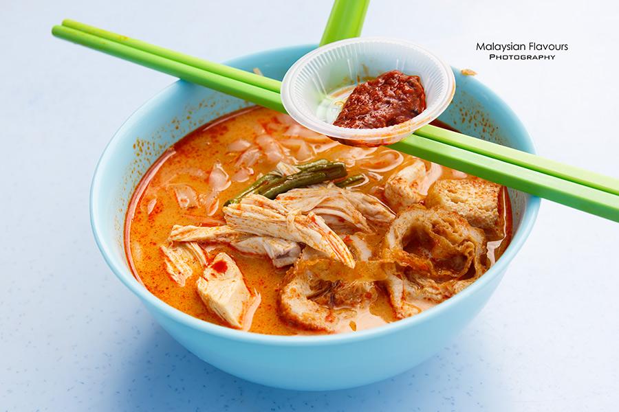 Yong Len Kopitiam curry mee