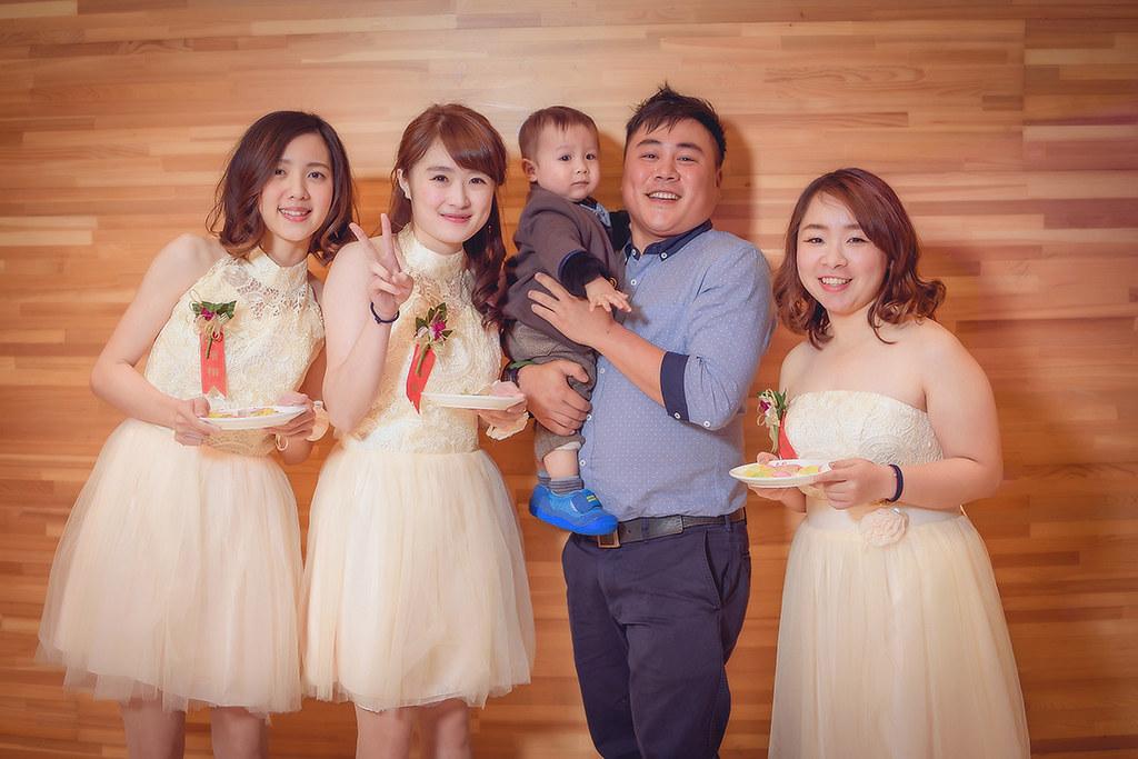 20151230后里東達婚宴會館婚禮記錄 (667)