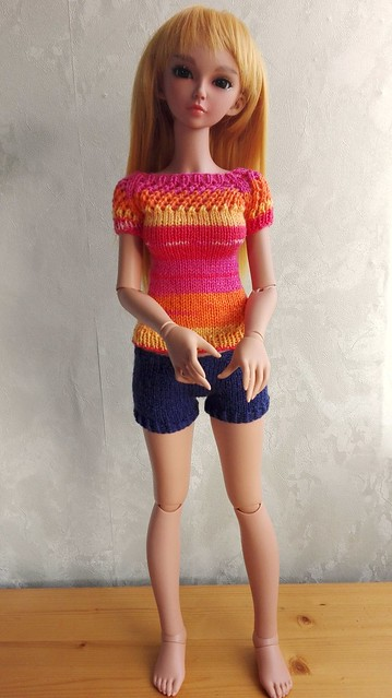 Summer knitwear for Feeple
