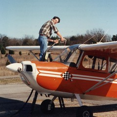 #TBT :: Back to simpler times when I worked at a small, community airport.
