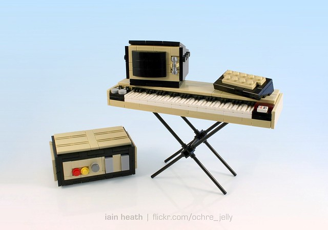 LEGO Fairlight CMI IIx