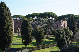 Imagen de Termas de Caracalla. italy rome roma building history ruins italia roman outdoor baths spa thermal caracalla