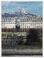 du Jardin des Tuileries au Sacré-Choeur