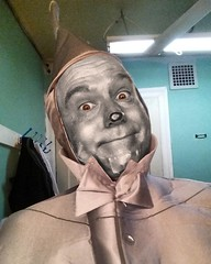 Don't be heartless! Come out and see 'The Wizard of Oz' tonight at 7:30pm at The Broadway Theatre of Pitman!