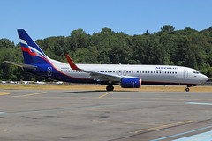 VQ-BWD | Boeing 737-8LJ/W | Aeroflot