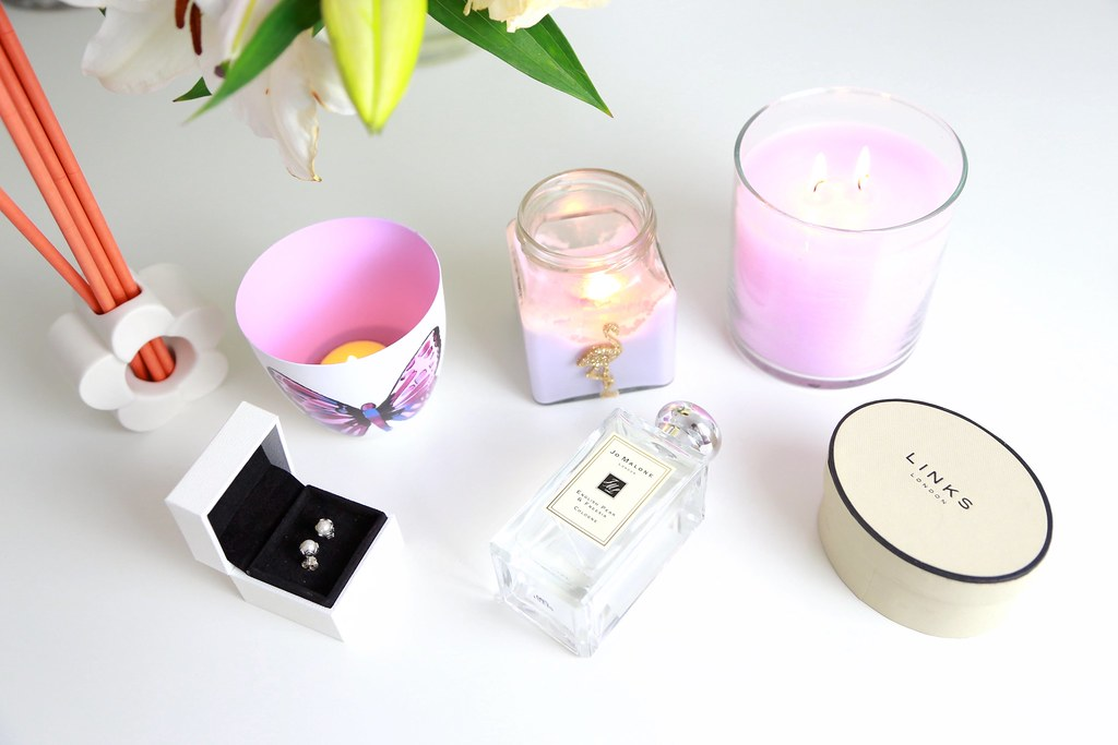jomalone, linksoflondon, flamingocandle, partylite, tealights,
