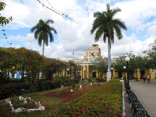 Trinidad: la Place Cespedes
