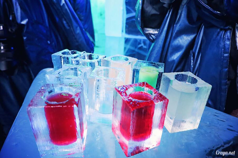 2016.03.24 ▐ 看我歐行腿 ▐ 斯德哥爾摩的 ICEBAR 冰造酒吧,奇妙緣份與萍水相逢的台灣鄉親破冰共飲 18.jpg