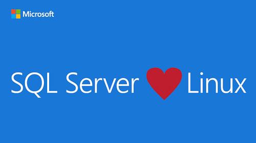 SQL Server + Linux + Microsoft