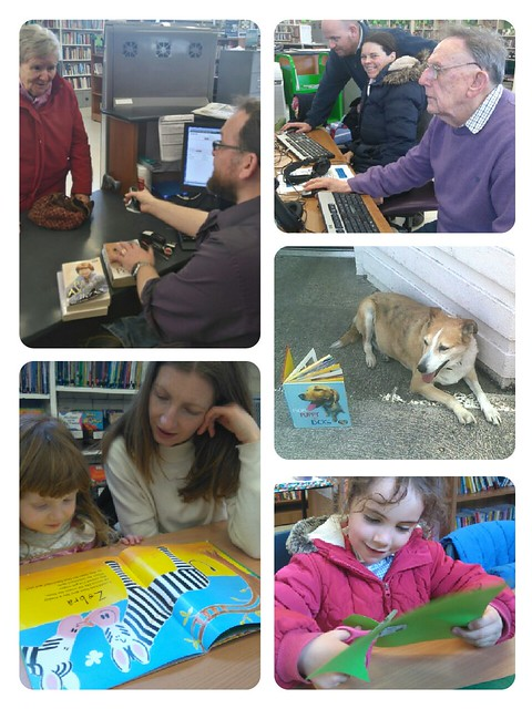 Tweet Day 2016 at Drumcondra Library