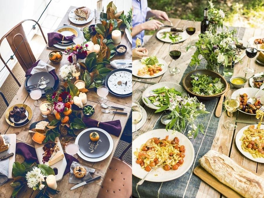 como decorar una mesa-cena-amigos-decoracion-myblueberrynightsblog
