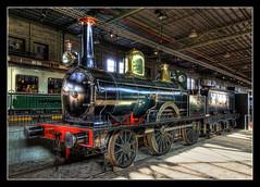 Het Spoorwegmuseum Nederland
