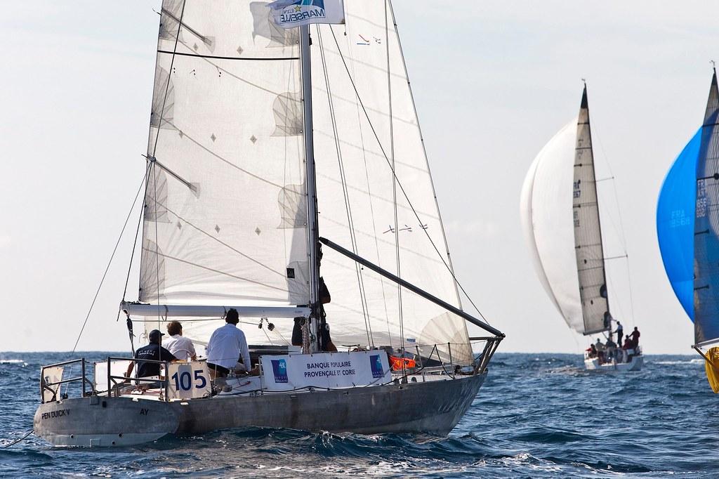 Pen Duick V - Juris Cup - Marseille -G.MARTIN RAGET-BPCE