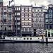 Amsterdam am Tag; März 2016