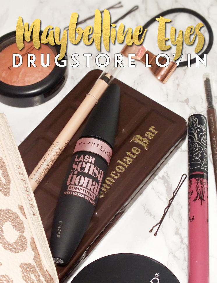 Drugstore Lovin Maybelline Eyes Edition (2)