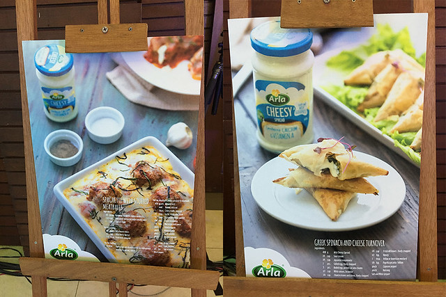 Patty Villegas - The Lifestyle Wanderer - Arla Cheese Spread - Recipe -1