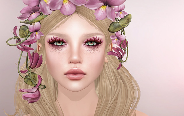 Petal Eye Make-Up (coming soon)