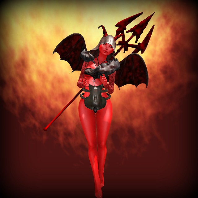 The Devil wears Red