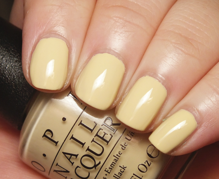 OPI Soft Shades 2016 One Chic Chick
