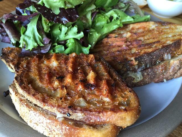 Galifornia Gold Grilled Cheese Sandwich