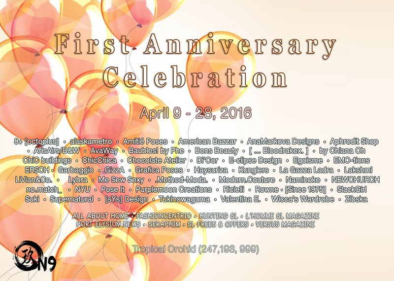 On9 - First Anniversary Celebration