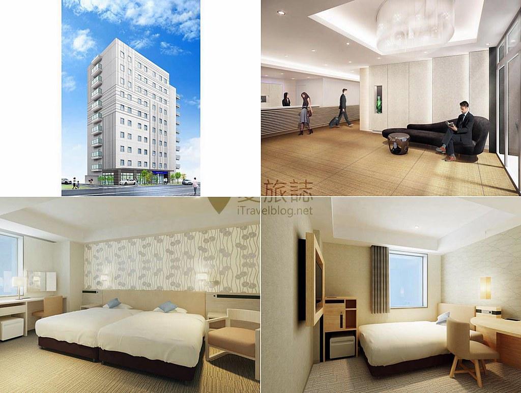 《东京订房笔记》2016年32间新开业酒店.饭店.旅馆与青年旅舍推荐,2017年东京自由行住宿新选择。