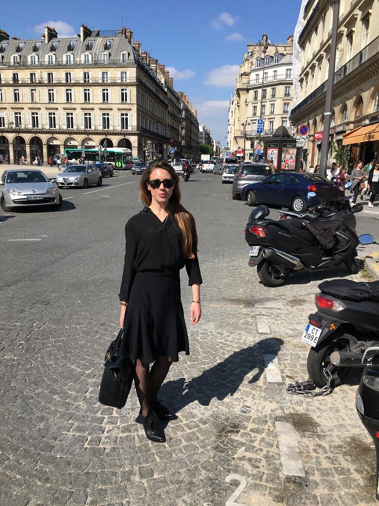 Paris April 2015
